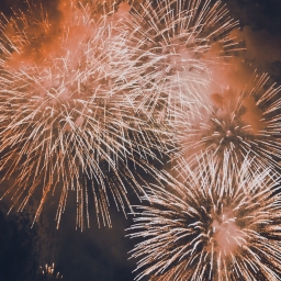 Deep stairs and fireworks –30 October 2016